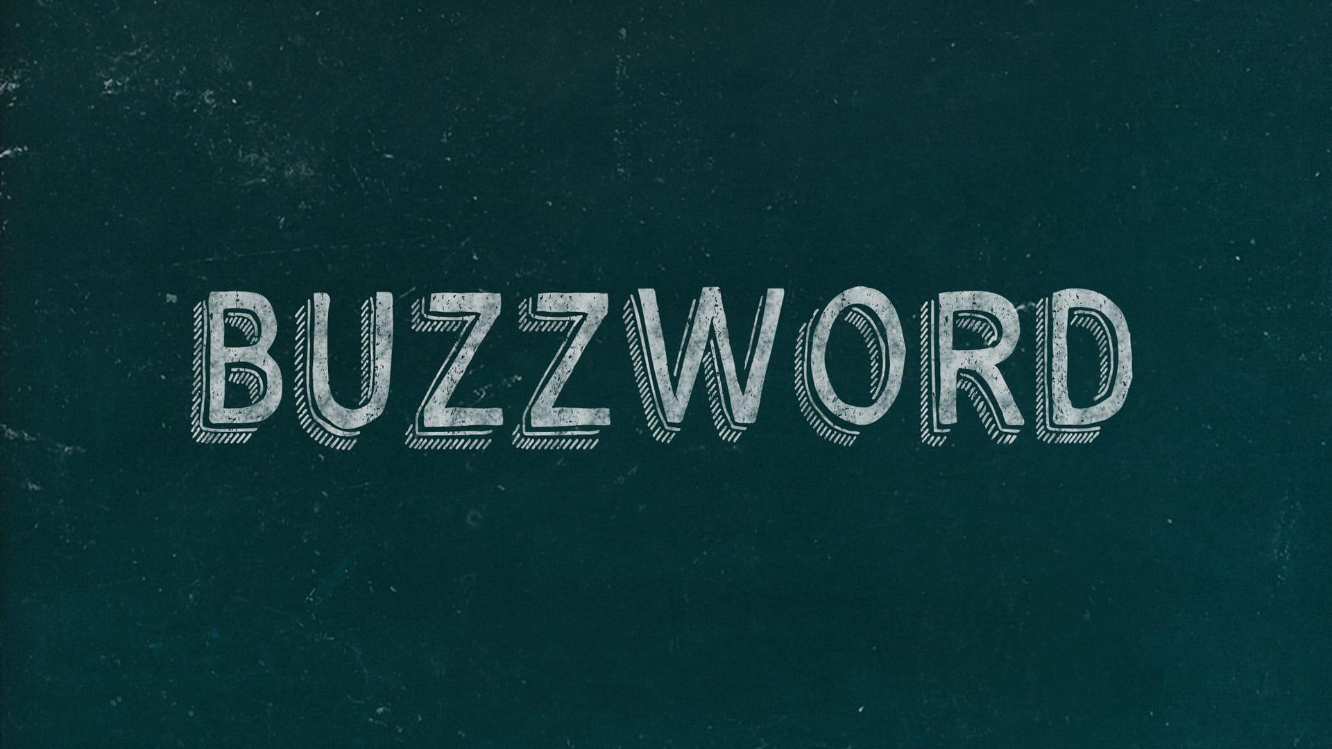Buzzword Green Image