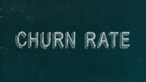 Churn Rate Green Image