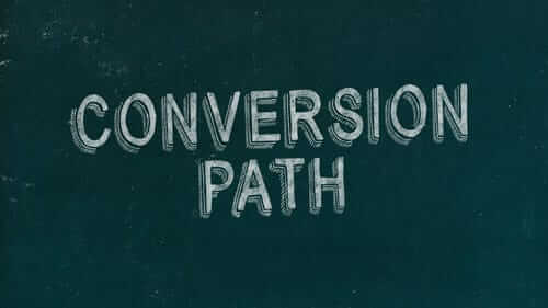 Conversion Path Green Image