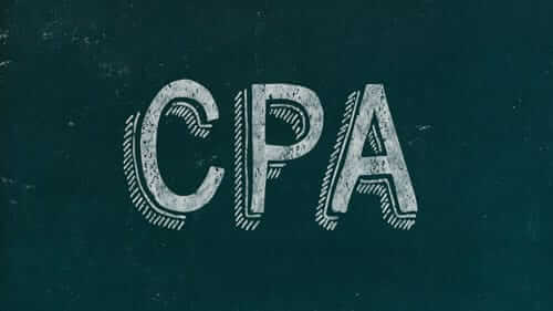 CPA Green Image