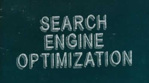 Search Engine Optimization Green Image