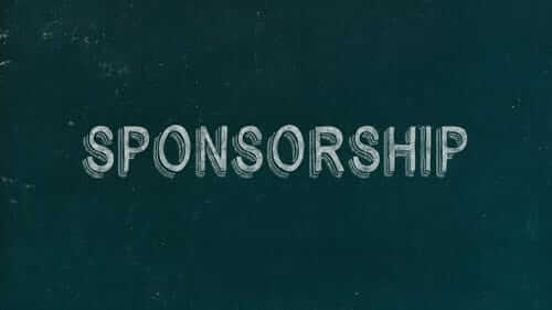 Sponsorship Green Image