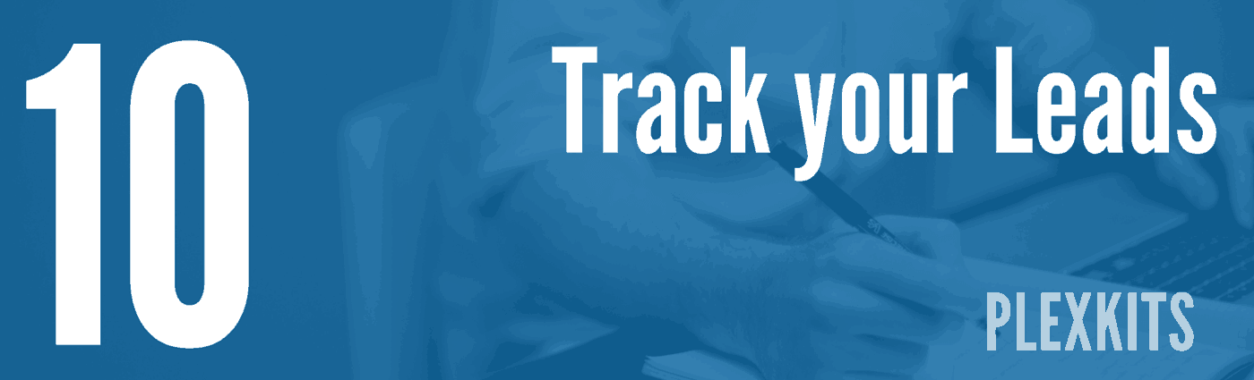 10 Track Your Tradeshow Leads